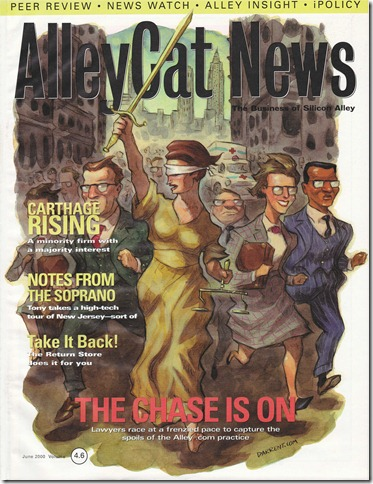 AlleyCatNewsJune2000Cover